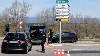 Toma de rehenes en un supermercado de Francia: el atacante dice ser del Estado Islámico