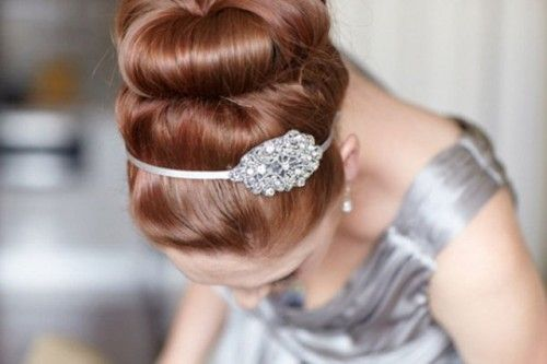 Bride-In-Dream: Wedding Hair Accessories Ideas