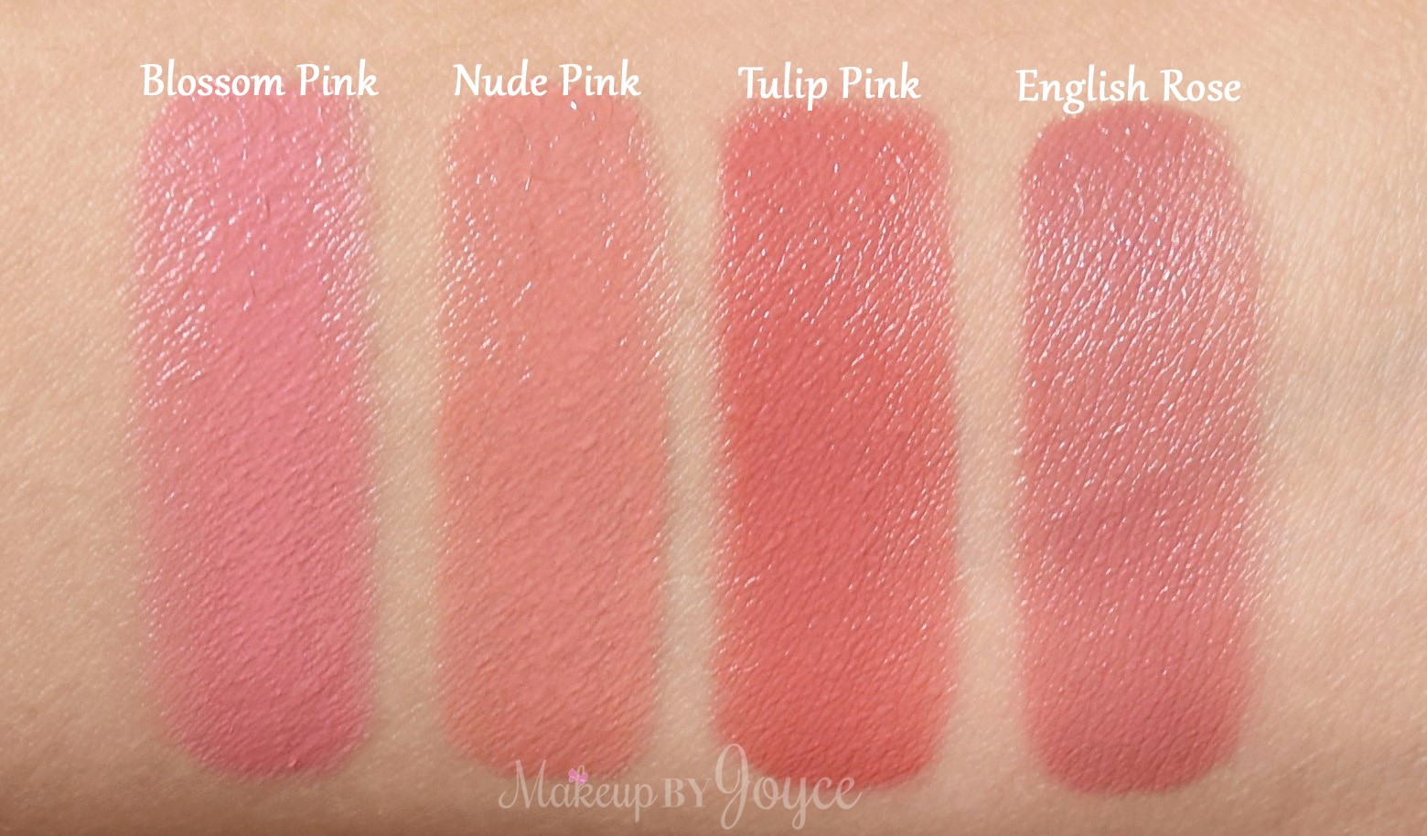 ❤ MakeupByJoyce ❤** !: Swatches + Review: Burberry Kisses and ...