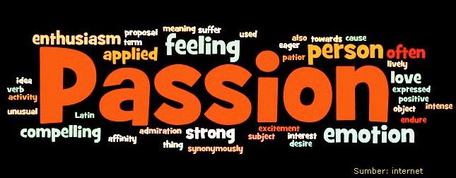 Menemukan Passion Dalam Diri