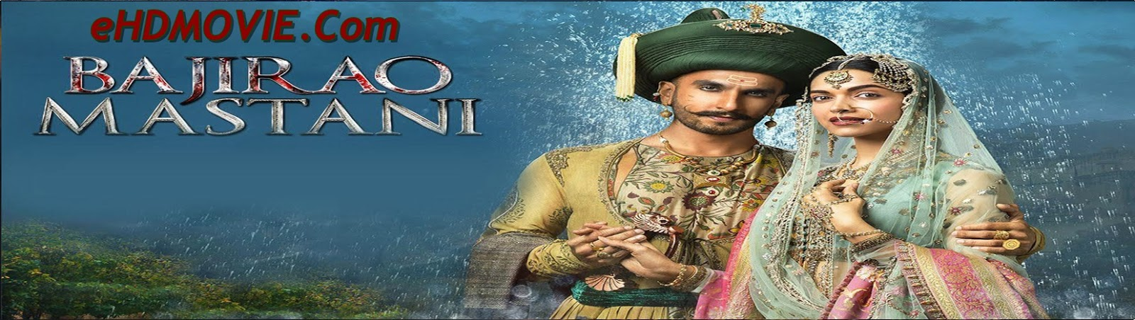 Bajirao Mastani 2015 Full Movie Hindi 720p - HEVC - 480p ORG BRRip 450MB - 550MB - 1.2GB ESubs Free Download