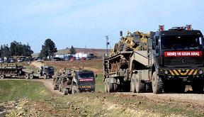 Μεγάλη στρατιωτική άσκηση στα σύνορα με Ιράκ