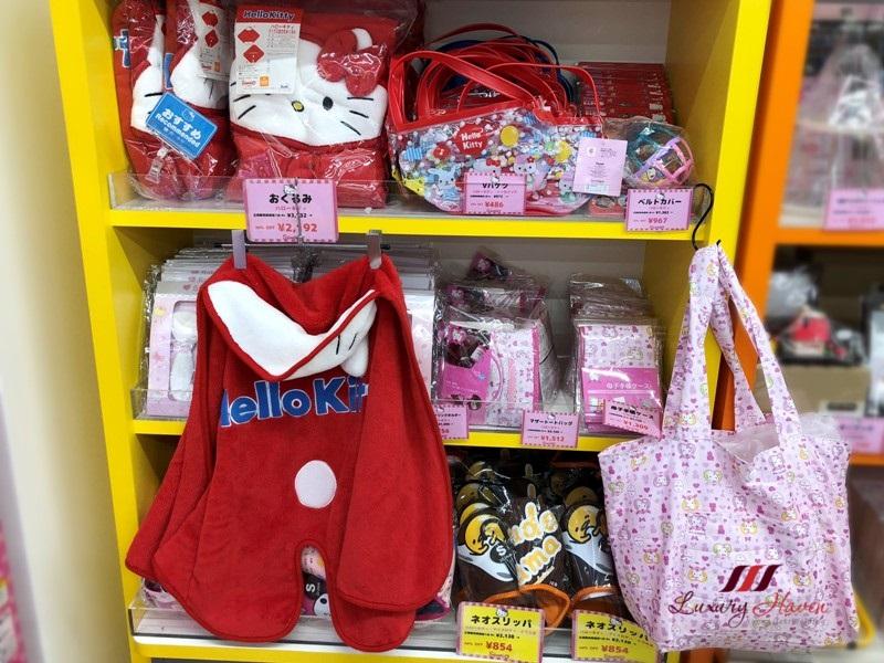 rinku premium outlets sanrio hello kitty sale