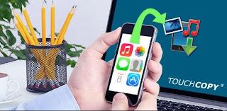 أفضل, وأحدث, برنامج, لنقل, ونسخ, محتويات, الاى, فون, الى, الكمبيوتر, TouchCopy
