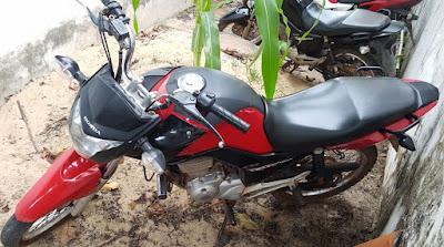 PM recupera três motos roubadas em Magalhães de Almeida