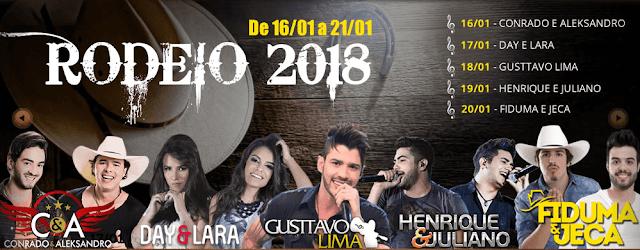 Resultado de imagem para Festa do Peão de Santa Cruz do Rio Pardo 2018