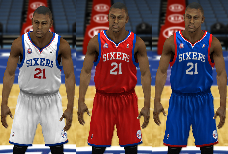 NBA 2K13 Ultimate Jersey Pack (All Teams) - NBA2K.ORG a6f874996