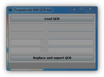 QCN tool - Simply QCN edit, IMEI <-> HEX converter Tool Free