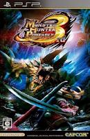 Game Monster Hunter Portable 3rd ISO