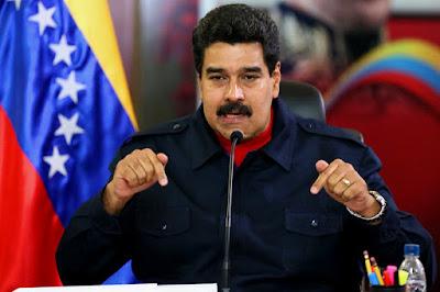 Presidente Maduro anuncia aumento del 40% en salarios