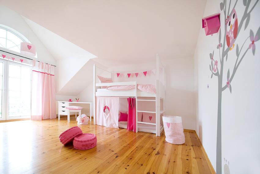 KInderzimmer Deko für Mädchen