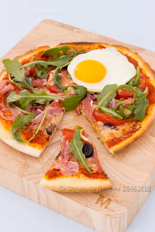 早餐披薩 Breakfast Pizza01