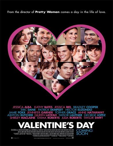 Ver Día de los enamorados (Valentine's Day) (2010) Online
