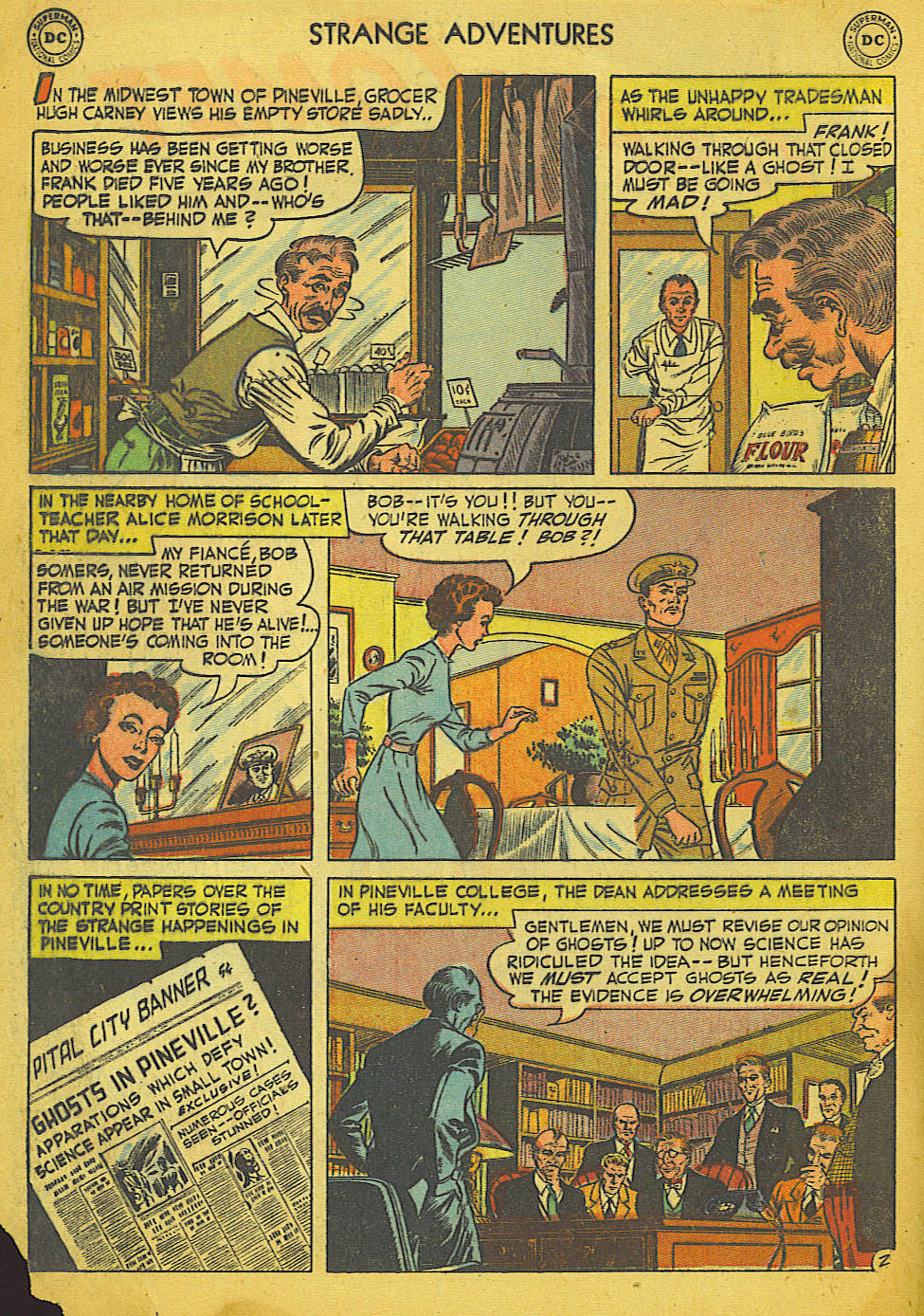 Strange Adventures (1950) issue 16 - Page 4