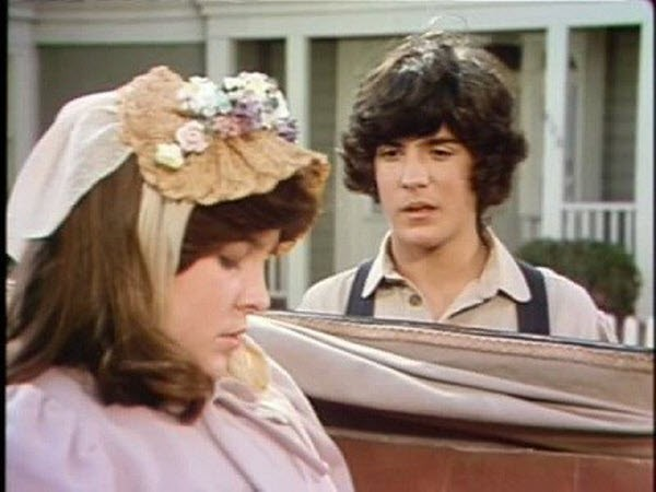 Little House on the Prairie - Season 7 Episode 8: Dearest Albert, I'll Miss You