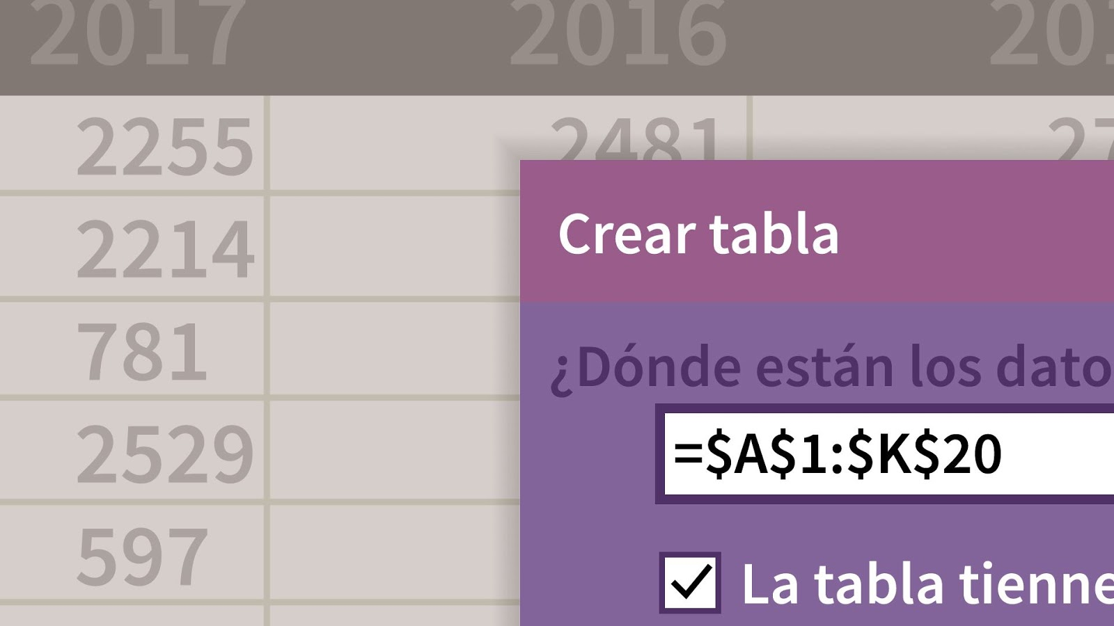 Excel 2016 Obtener y transformar (Power Query) (LinkedIn Learning)
