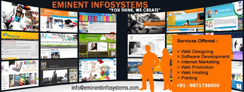 Eminentinfosystems Pvt.Ltd,Website Development,Software Development,Web Designing,SEO,web hosting,f