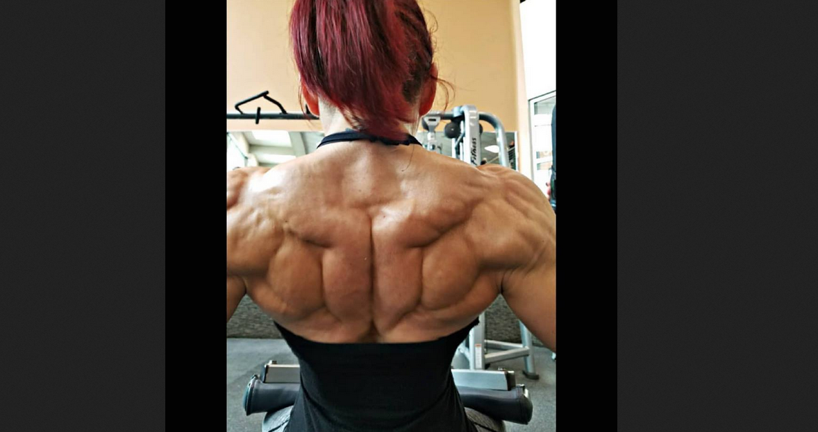 Training tips for a wider back : Training tips (Part 2)