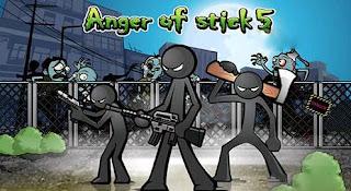 Download Game Anger of Stick 5 v1.1.1 Mod Apk