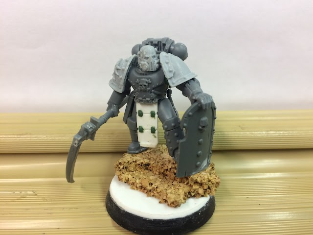 What's On Your Table: Horus Heresy Conversions