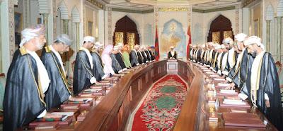 عاجل : الوزراء العماني قرار بايقاف استقدام  بعض المهن
