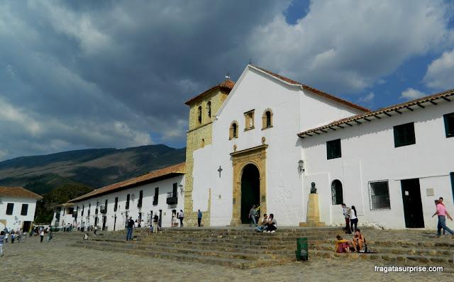 Villa de Leyva, Colômbia, país que exige vacina contra febre amarela de viajantes brasileiros