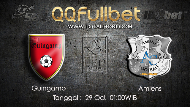 PREDIKSIBOLA - PREDIKSI TARUHAN BOLA GUINGAMP VS AMIENS 29 OCTOBER 2017 (LIGUE 1)