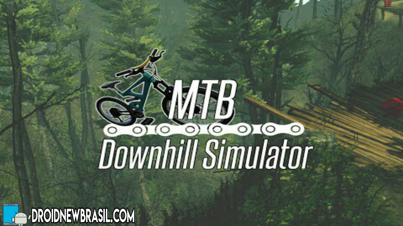 MTB DownHill Multiplayer v1.0.23 Apk Mod
