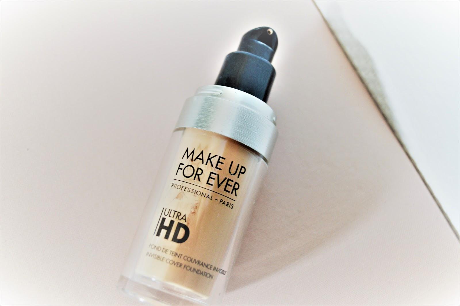 Ultra HD Make Up forever