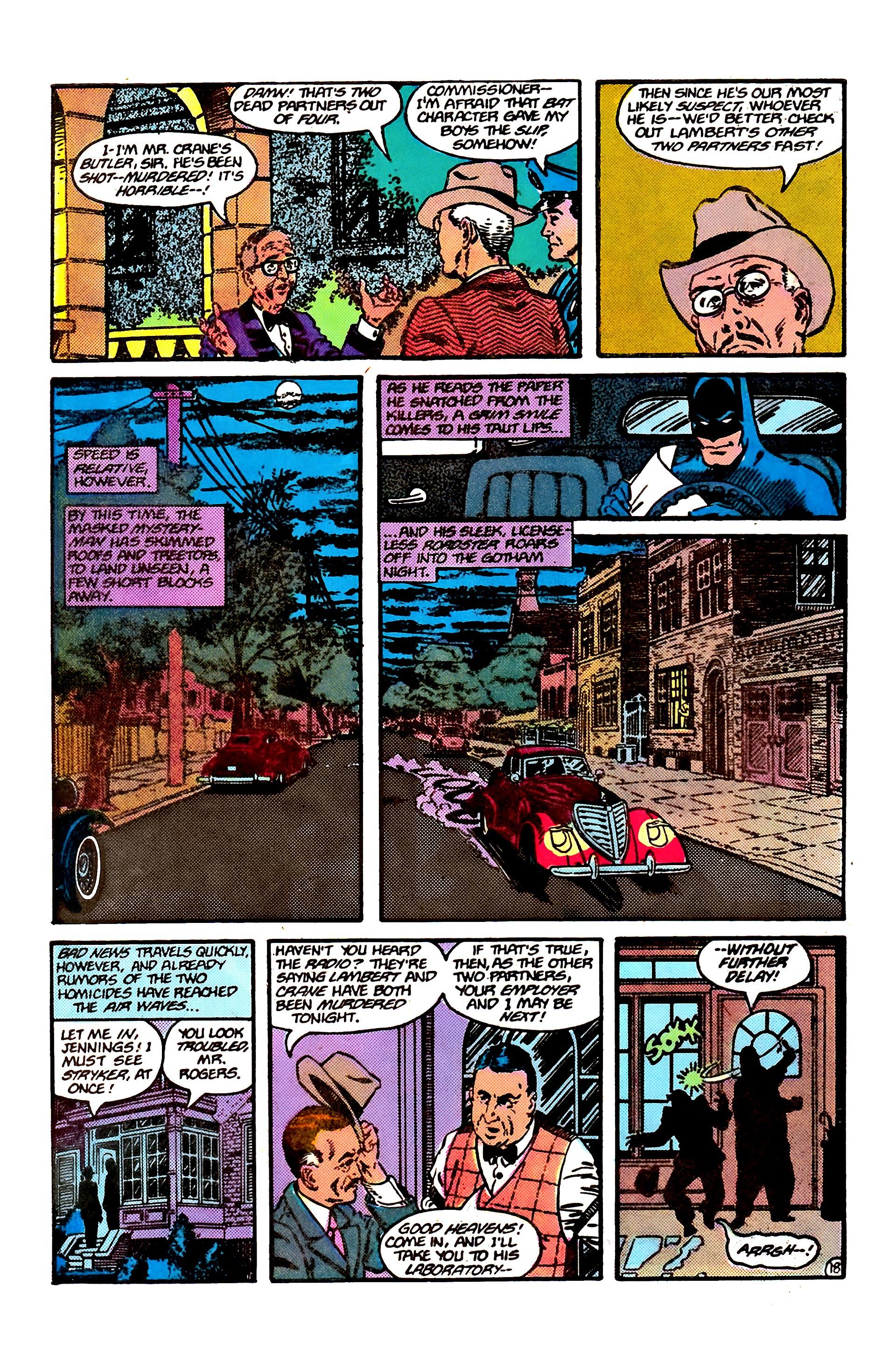 Read online Secret Origins (1986) comic -  Issue #6 - 20