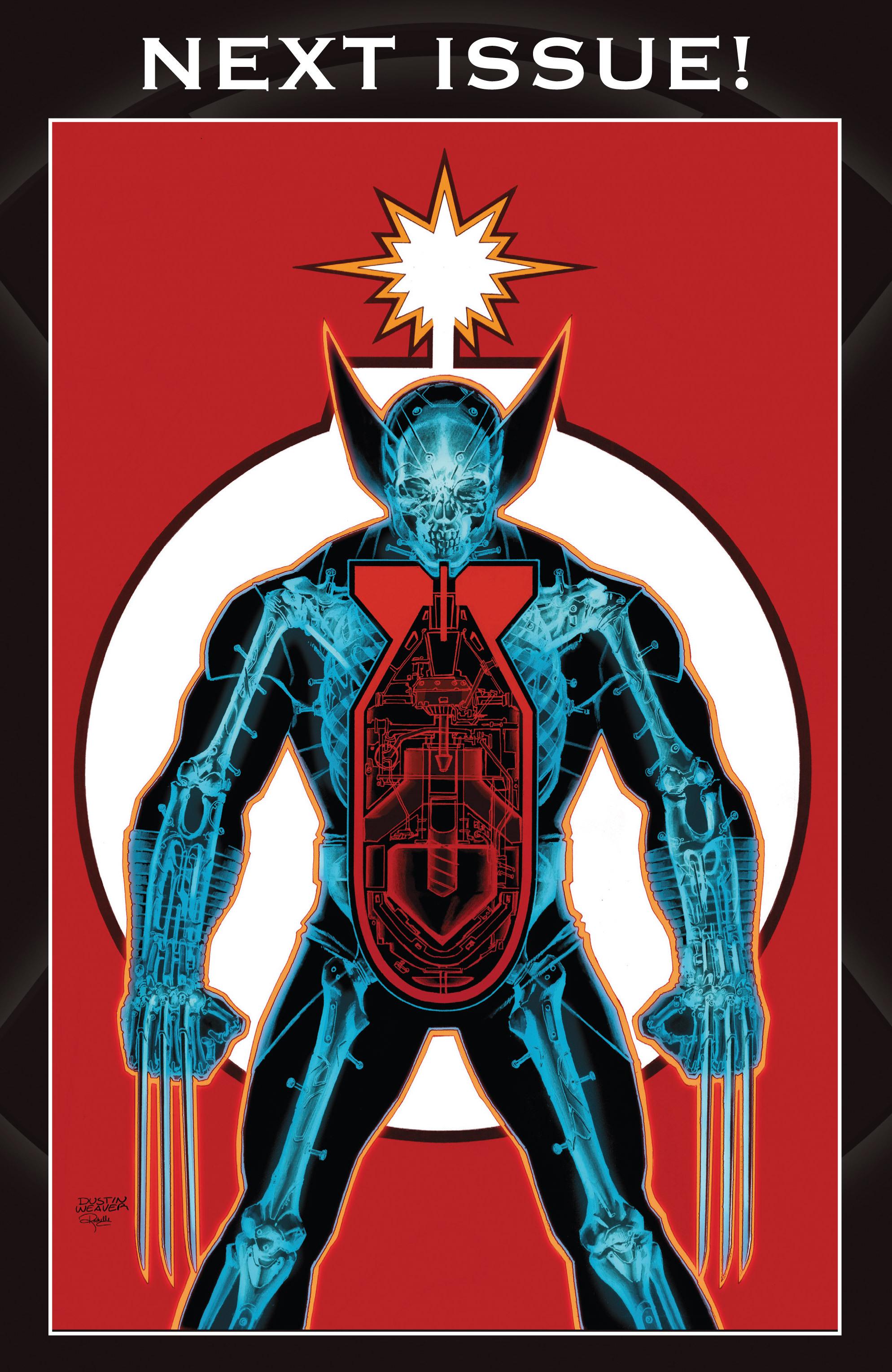 Read online Astonishing X-Men (2004) comic -  Issue #52 - 22