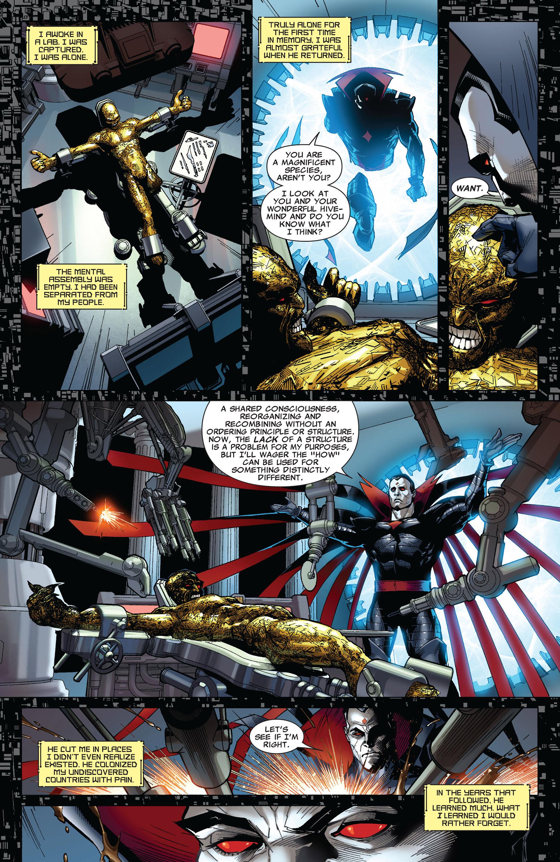 Read online Uncanny X-Men (2012) comic -  Issue #4 - 5