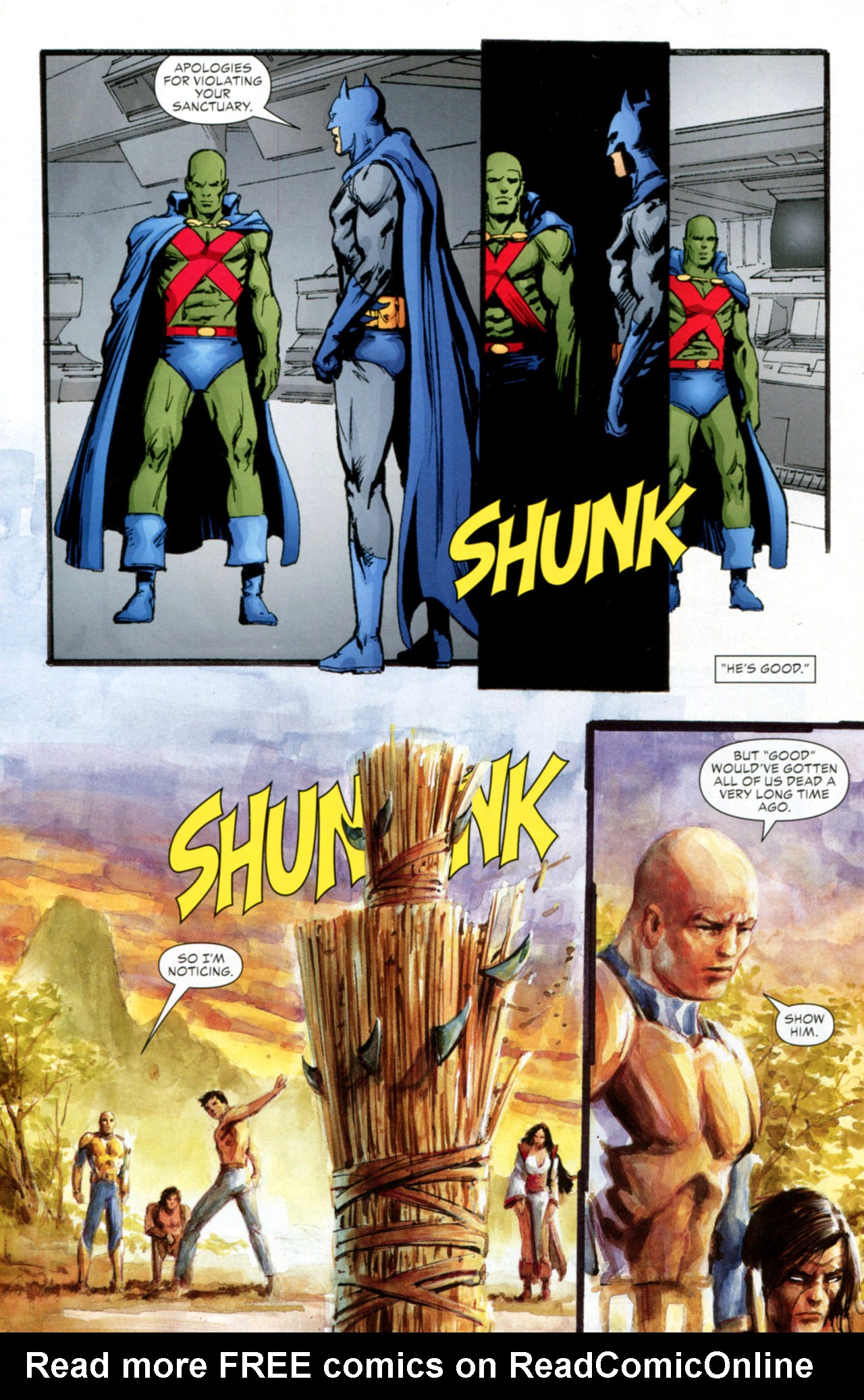 Batman Confidential Issue #53 #53 - English 9