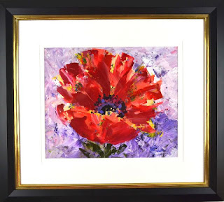 http://paintingsbylyndacookson.blogspot.fr/2016/12/poppy-in-fields-of-lavender-by-lynda.html