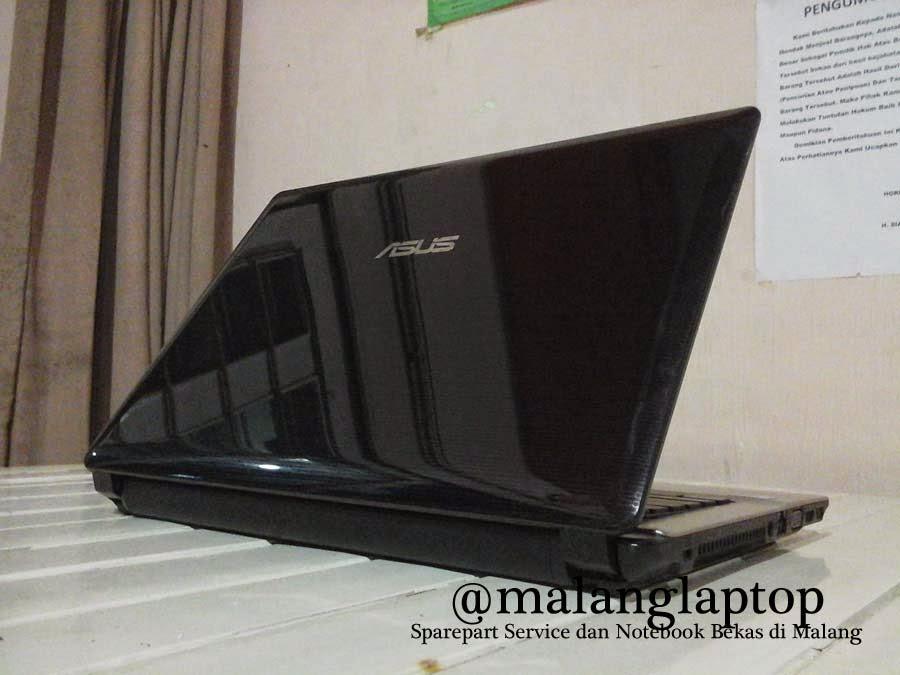 Laptop Asus A43E Second Mulus