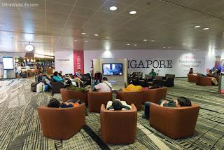 Terpaksa Transit di Singapura? Tidak Usah Khawatir