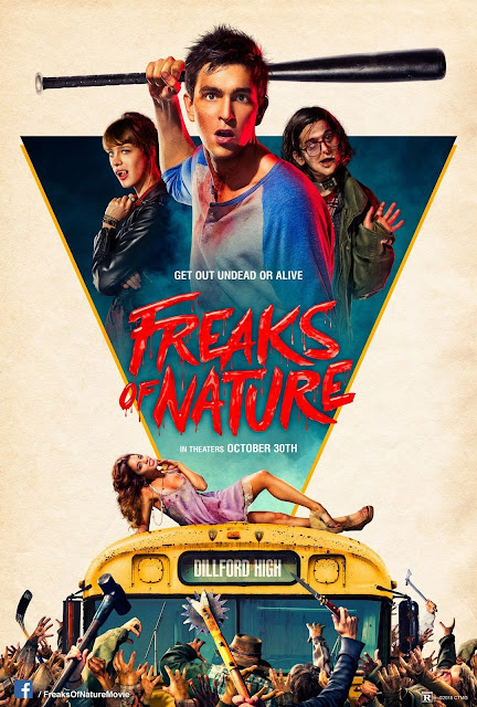 Freaks Of Nature (2015) tainies online oipeirates