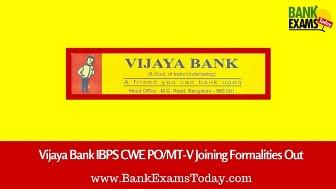 vijaya bank po apply online