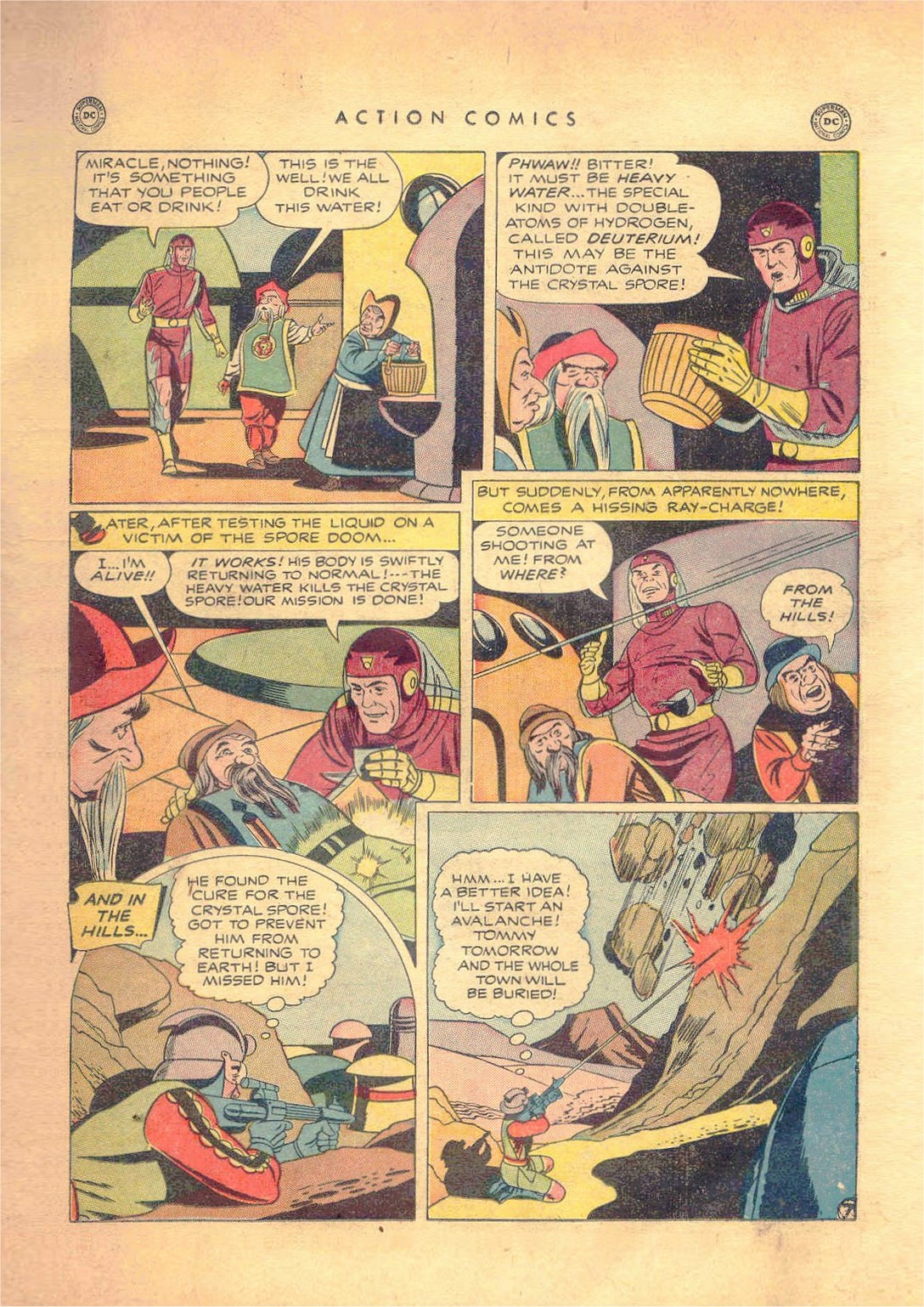 Read online Action Comics (1938) comic -  Issue #138 - 20