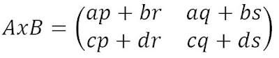 Contoh matriks perkalian