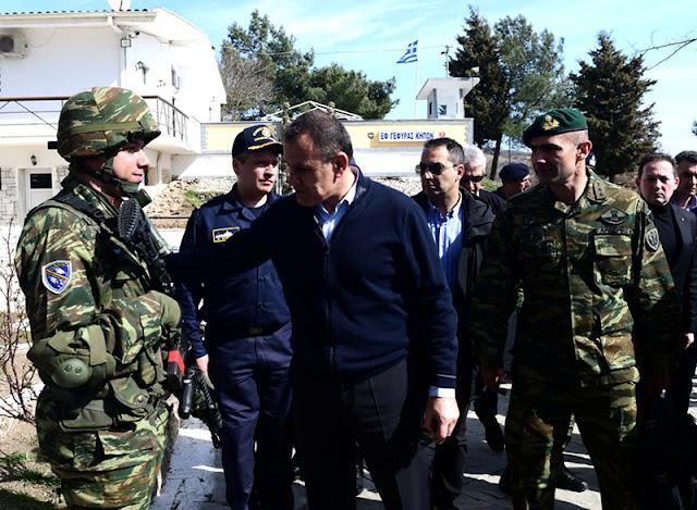 Παναγιωτόπουλος για καταβολή αποζημιώσεων στελεχών ΣΞ: Έχει προωθηθεί αίτημα στο ΥΠΟΙΚ για έγκριση (ΕΓΓΡΑΦΟ)