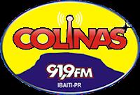 Rádio Colinas FM de Ibaiti PR ao vivo