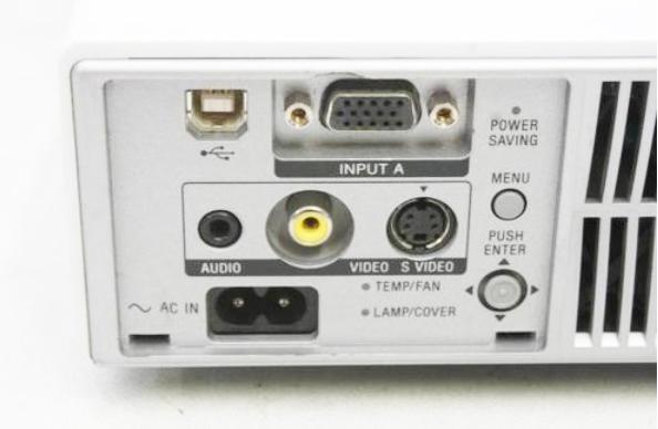 Máy chiếu cũ Sony VPL-CX76 công nghệ LCD