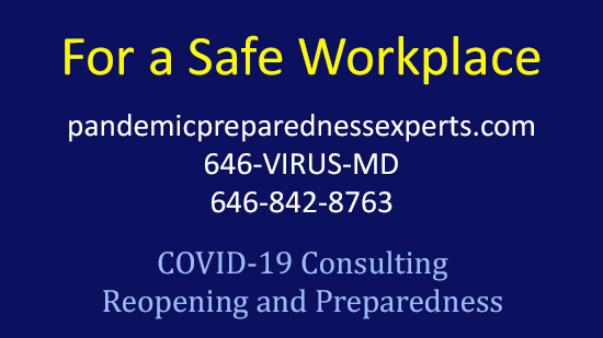 Pandemic Preparedness Experts
