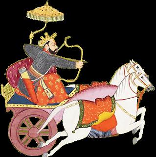 राजा ज्यामाघ की कथा