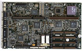 Dell System 325P Motherboard (1990)