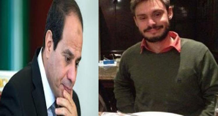 صحيفة إيطالية : الرئاسة والمخابرات الحربية متورطين في قضية ريجيني