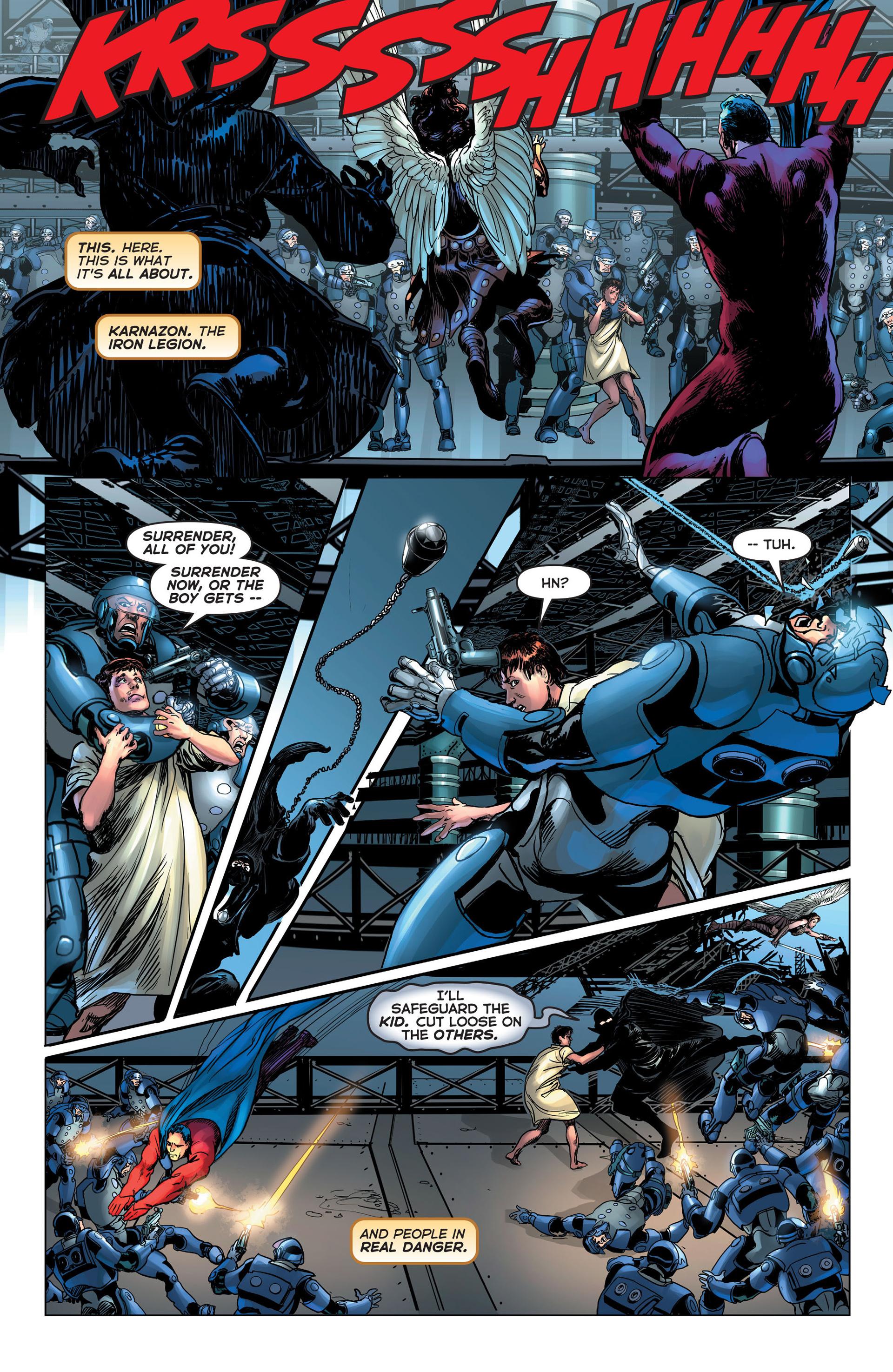 Read online Astro City comic -  Issue #10 - 13