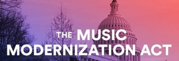 Media Confidential: The Music Modernization Act Introduced ...