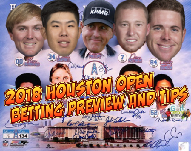 Houston Open Power Rankings